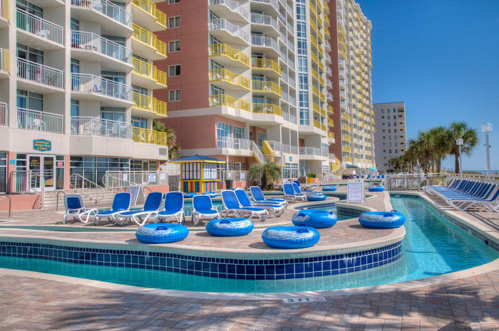 Bay Watch Resort Oceanfront Crescent Beach Vacation Condos Elliott Beach Rentals