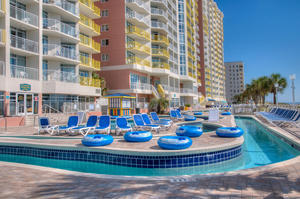 Bay Watch Resort In North Myrtle Beach