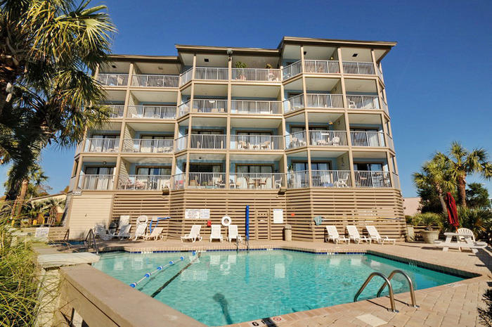 Myrtle Beach Vacation Als Bluewater Resort Villas