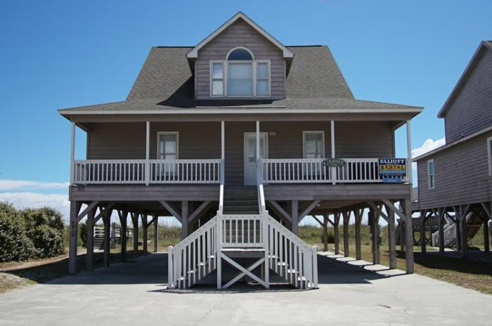 Excellent Cassie Cherry Grove Oceanfront Pet Friendly Vacation House Home Interior And Landscaping Oversignezvosmurscom