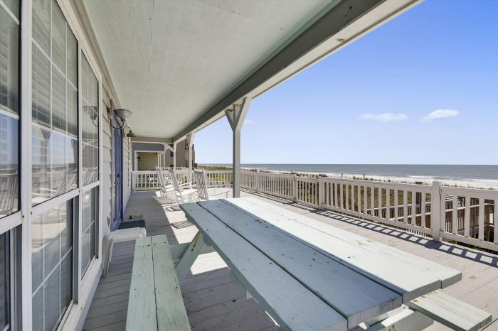 Dolphin Cherry Grove Oceanfront Beach House Elliott Beach Rentals