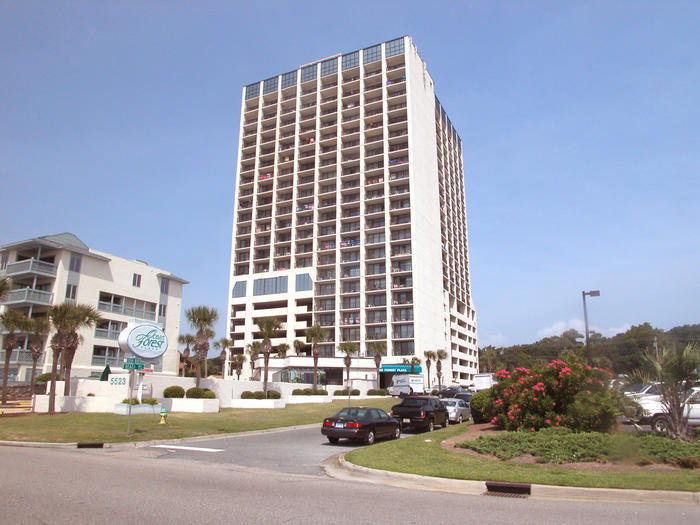 Ocean Forest Plaza By Palmetto Vacation Rentals Myrtle Beach Sc