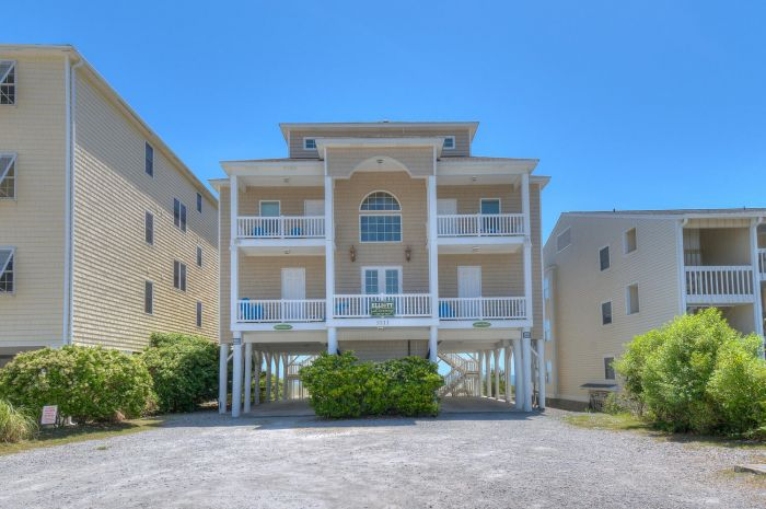 Seaside Days B | Windy Hill Oceanfront Vacation House