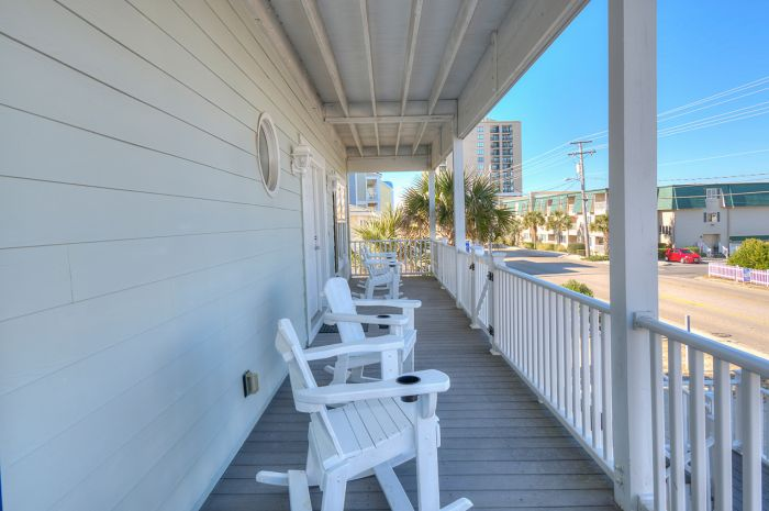 Sea Glass Cherry Grove Luxury Oceanfront Vacation House Elliott Beach Rentals