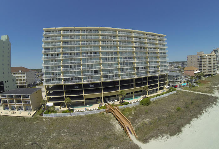 Sunrise Pointe Oceanfront Family Vacation Rental North