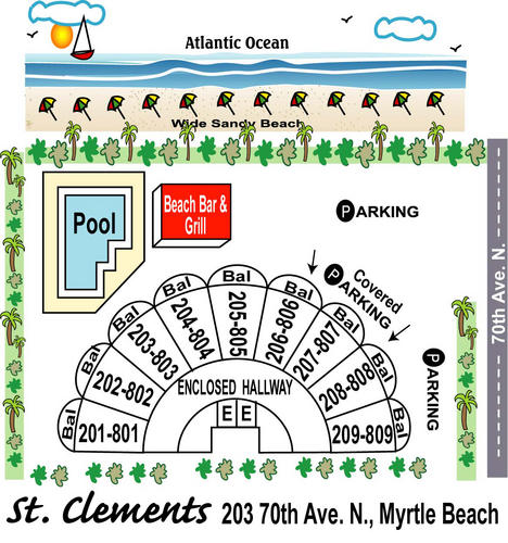 St Clement S At Caravelle Resort