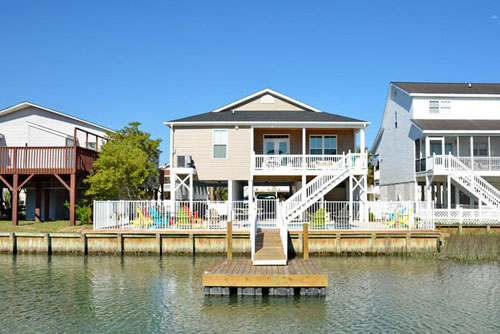 Channel Homes Vacation Rental Properties