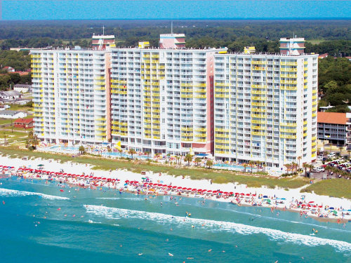 Get Away To North Myrtle Beach And Vacation In A Oceanfront Condo Where You Can Wake Up Awe Inspiring Views Every Day Of Your